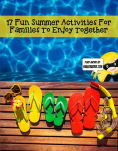 Fun Summer Activitie