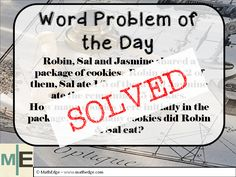 See how to approach the solution to the WPOTD