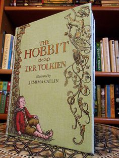 Jemima Catlin's Illustrated Edition of The Hobbit