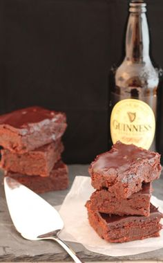 Guiness Chocolate Stout Brownies On FoodGawker!