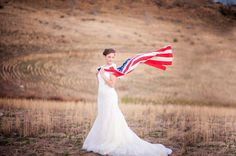 Military Engagement Session  |  The Frosted Petticoat