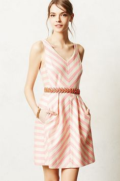 meeting point dress / anthropologie
