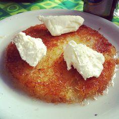 Turkish Dessert: Kunefe