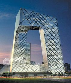 CCTV Headquarters, Beijing China