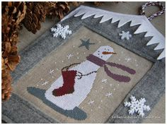 Снеговик / Snowman - Вечерние посиделки