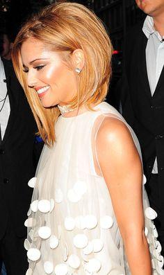 Cheryl Cole's new blonde bob | Sugarscape |