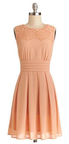 Pretty peachy