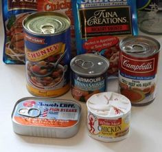 Best Food for Catastrophic Emergency Events