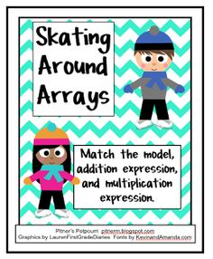 Classroom Freebies: More Array Practice