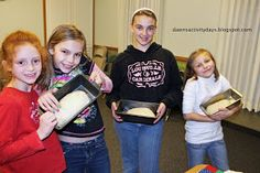Dawn's LDS Activity Days: The Sacred Sacrament - cute activity and lesson on the sacrament.
