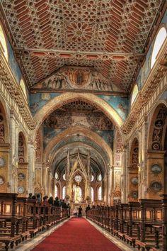 Santo Domingo Church - Quito