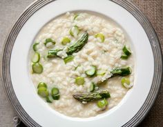 Asparagus Risotto side dishes, white wines, food, eat, gluten free, asparagus risotto, risotto recipes, simply recipes, dinner tonight