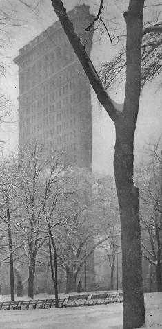 Alfred Stieglitz, Flat-Iron Building, 1903