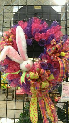 Bunny mesh by debbie