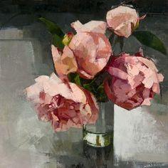 Catherine Kehoe . Peonies