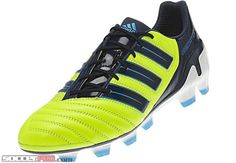 adidas adiPower Predator TRX FG Soccer Cleats - Slime with Dark Indigo...$179.99