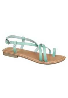 Kallie Toe Ring Sandal available at #Maurices