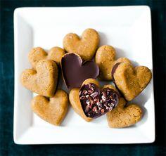 Raw Coconut Pistachio Cookies