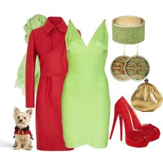 cherri lime, lime dress, limes, cherries