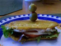 Plantain Sandwich Recipe - Jibarito: Plantain Sandwich - Jibarito Sandwich