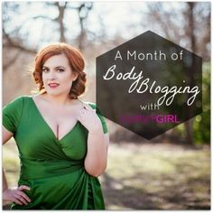 A month of Body themed blog/writing prompts