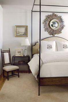 James Michael Howard bedroom