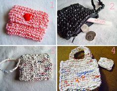 alternative yarn: plarn