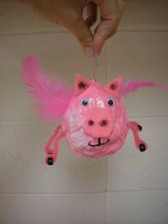 Artolazzi: Mini Flying Pigs!