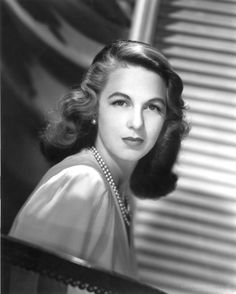 Letitia Fairbanks, 1941