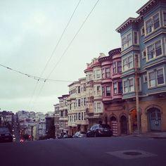 via @carolineradvanksy in San Francisco, California #goexplorenow