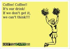 Coffee! Coffee!