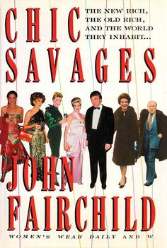 Book of the Week: Chic Savages | The Tory Blog