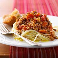 Greek Lentil Pasta Recipe