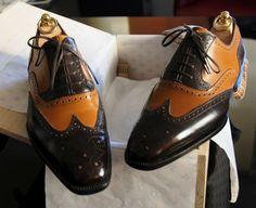 Stefano Bemers, fellas. Italian shoe designer.