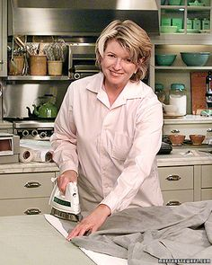 30 things everyone should know how to do from Martha Stewart.