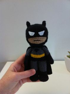 Amigurumi De Batman Patron : Amigurumi on Pinterest 951 Pins