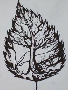 tattoo ideas, tree tattoos, leaf tree, amaz leaf, tree designs, trees, a tattoo, leaves, leaf tattoo