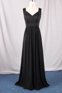 Same style.  Love.  Black Prom Party Dress Dinner Party dress Holiday by LYDRESS, $42.00