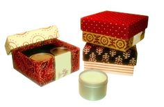 Scandle Lotion Candle Spa Trio