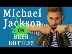 ▶ Michael Jackson on Beer Bottles - YouTube