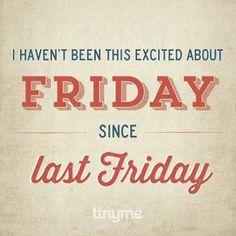 I love Friday's