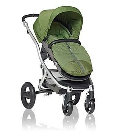 Cozy Toes in Cactus Green for the Affinity Stroller by Britax - Britax USA