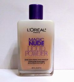 L'Oreal Magic Nude Foundation Review and Swatches. Armani Maestro Dupe!