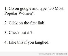 Hahaha!! WIN...do it