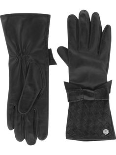 Ladylike gloves. Stay warm & keep your style.