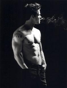 Mark Wahlberg by Greg Gorman