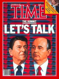 Ah, the Cold War.