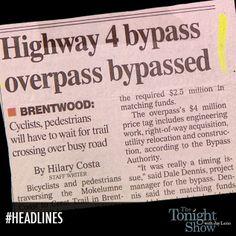 What? #Headlines