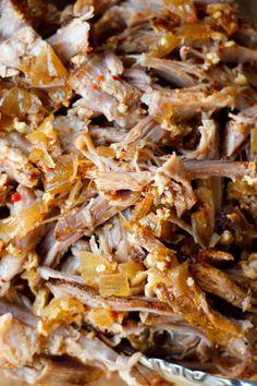 Crock Pot Pork Roast | reluctantentertainer.com #pork #crockpot #weeknightdinner #recipe