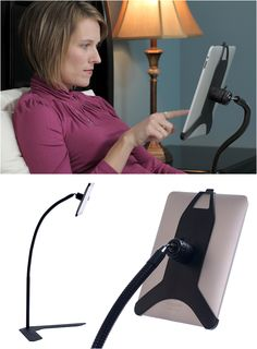 The Standzfree lets you use your iPad hands-free